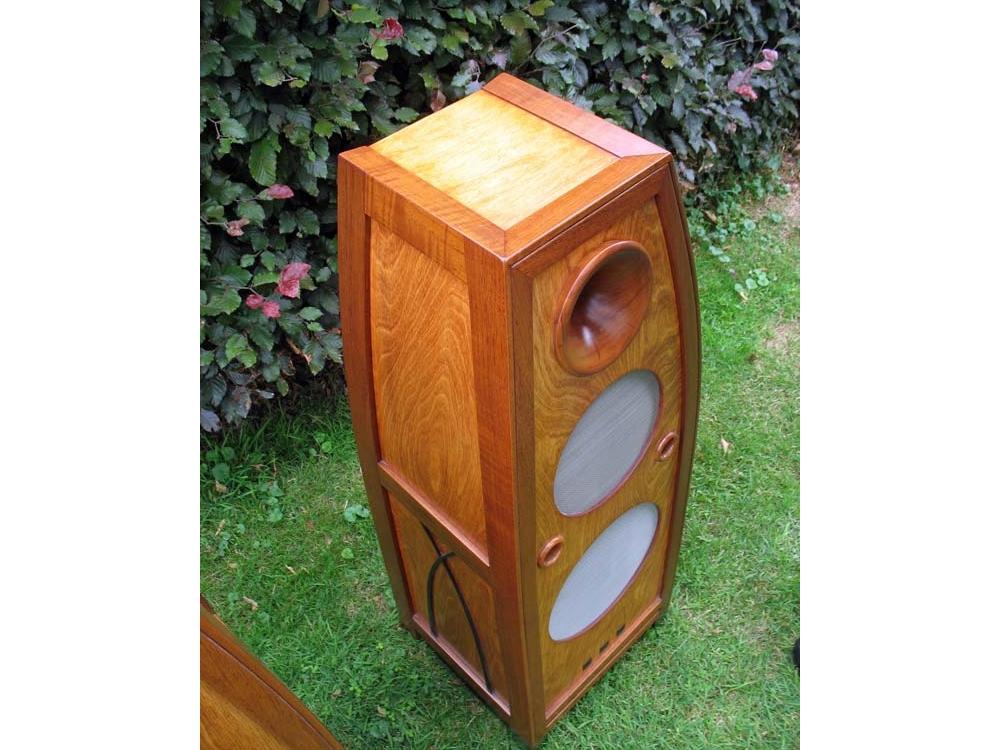 Art Deco speakers
