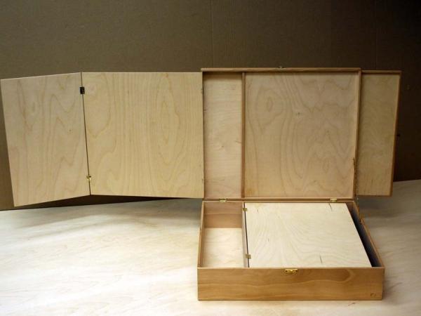 Boite en Valise, kunstenaarskoffer