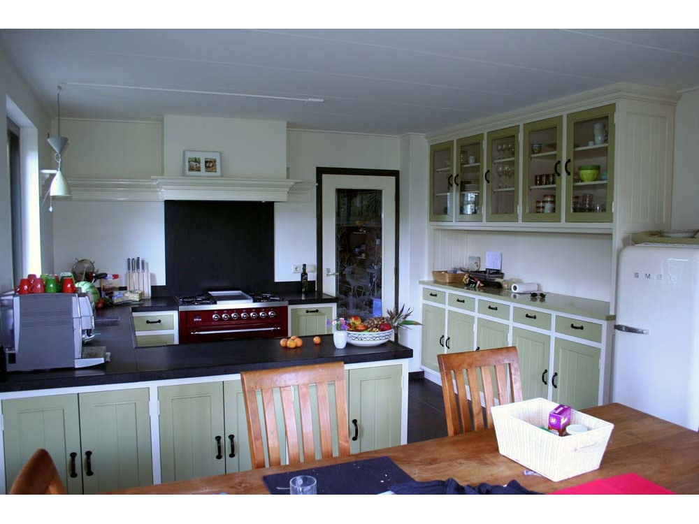 Keuken in U vorm