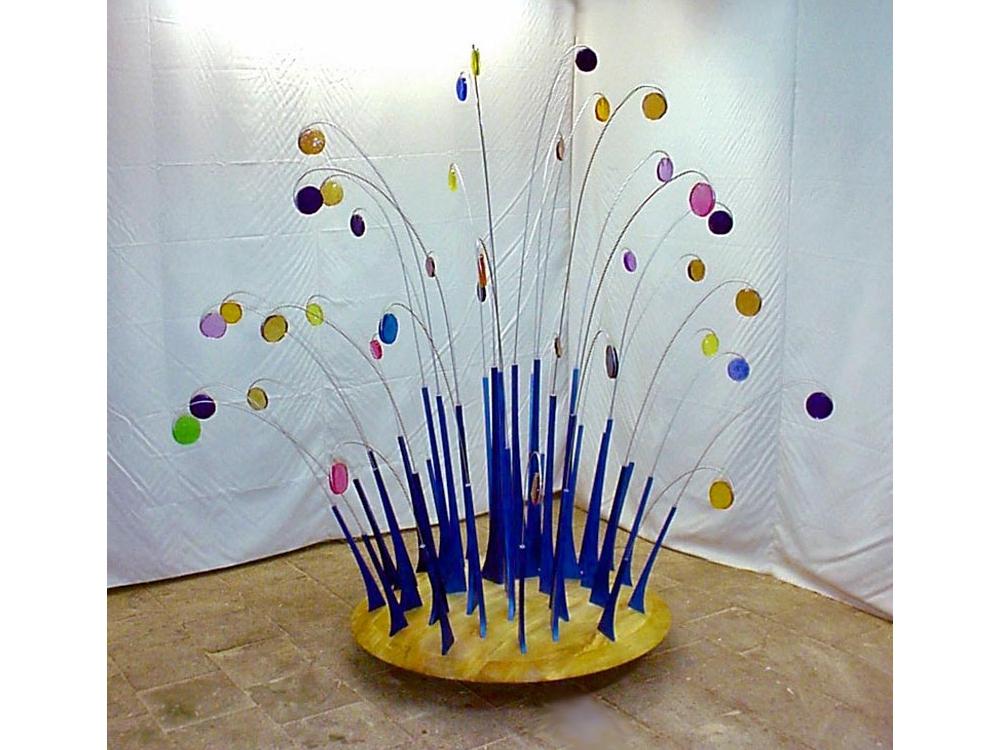 Kunstwerk Mobiel van Helene Gandolfi
