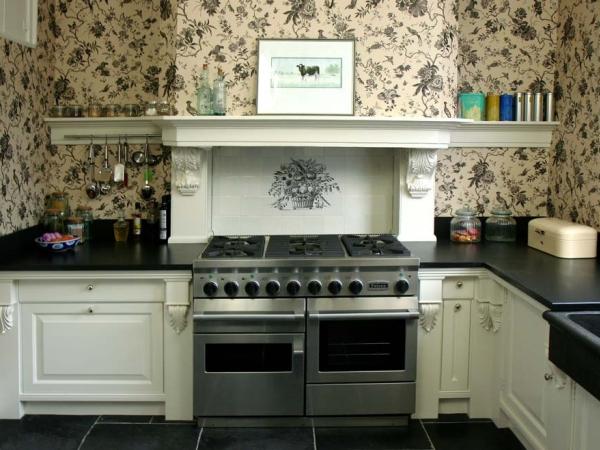 Landhuiskeuken ambachtelijk gemaakt