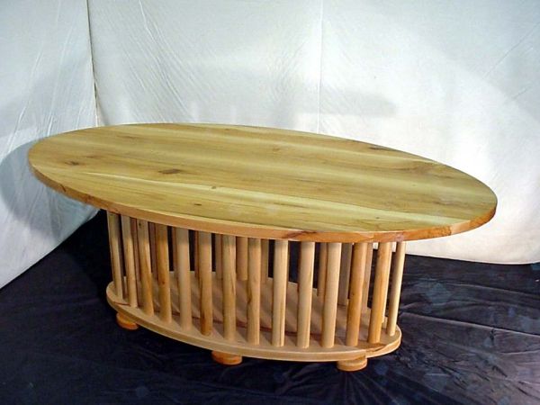 Ovale Beuken tafel