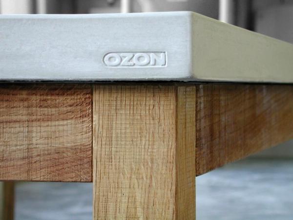 OZON betonnen tafelblad