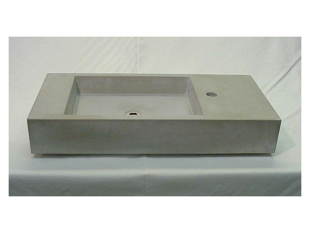 OZON betonnen wasbak Bloq L