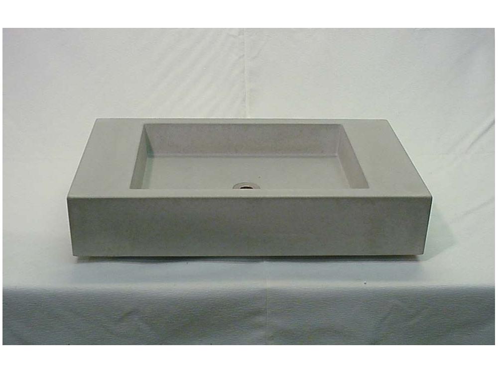 OZON betonnen wasbak Bloq M