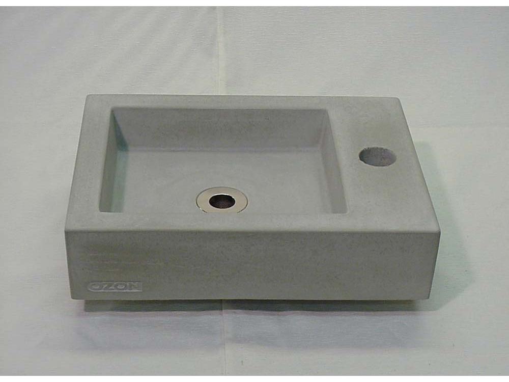OZON betonnen wasbak Bloq S