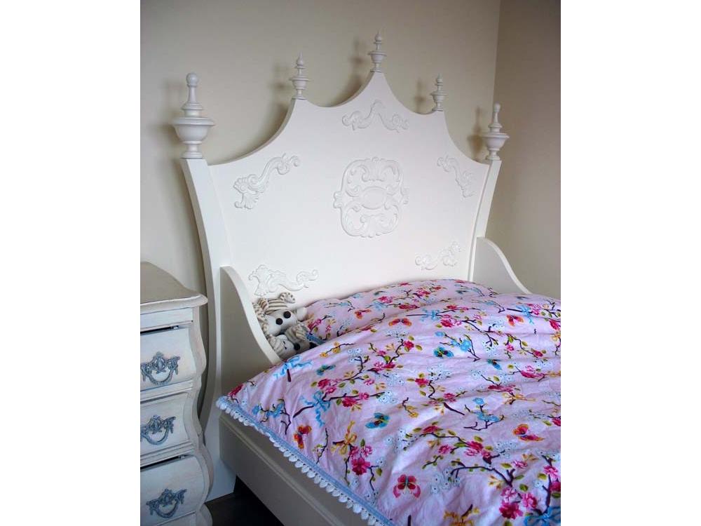 Inrichting meisjes slaapkamer