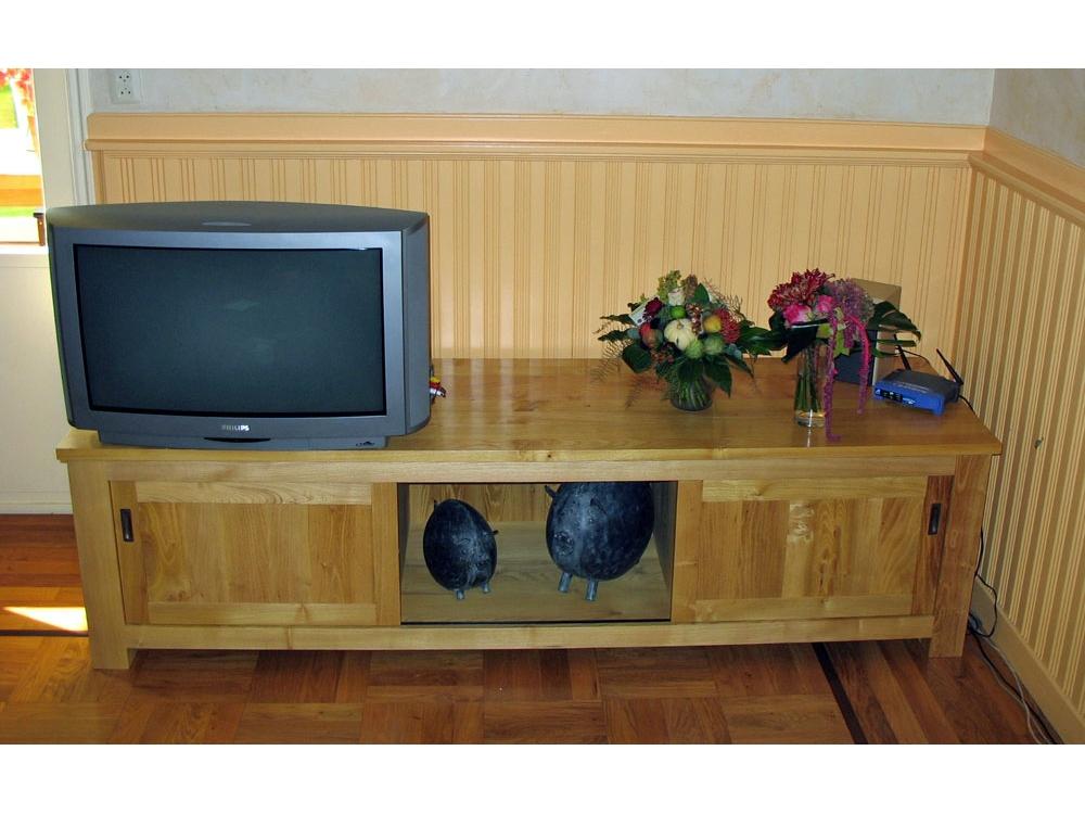 TV-audio meubel van Acacia