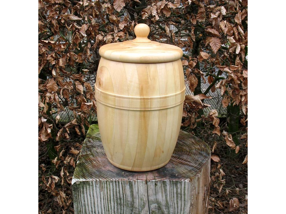 Gedraaide urn van Lindenhout